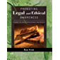 Promoting Legal and Ethical Awareness: A Primer for Health Professionals and Patients (English Edition)
