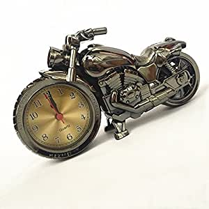Pop baby motorcycle alarm clock for kids children cool clock fashion and - Unique alarm clocks for teenagers ...