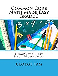 Common Core Math Made Easy, Grade 3