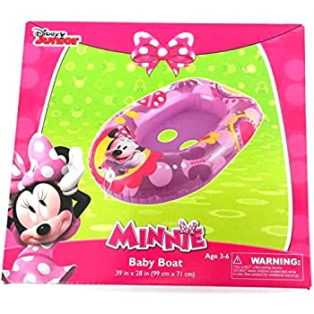 Amazon Com Disney Minnie Mouse Inflatable Kids Float Baby