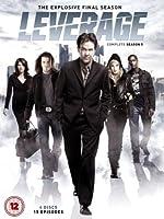 Leverage - Complete Season 5