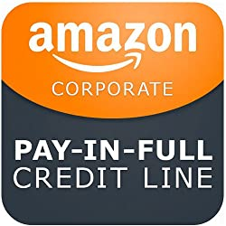 The Amazon.com Corporate Pay-in-Full Credit Line is ideal for large business like libraries, schools, and government institutions that want expanded account management options including the ability to: authorize multiple buyers on a single account, d...