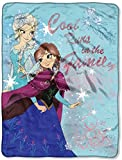 """Disney Frozen """"Cool Runs In The Family"""" Silk Touch"""