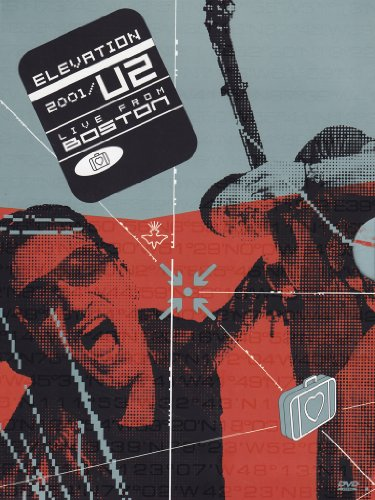 : U2 - Elevation Tour 2001 Live From Boston [2 DVDs] (DVD)