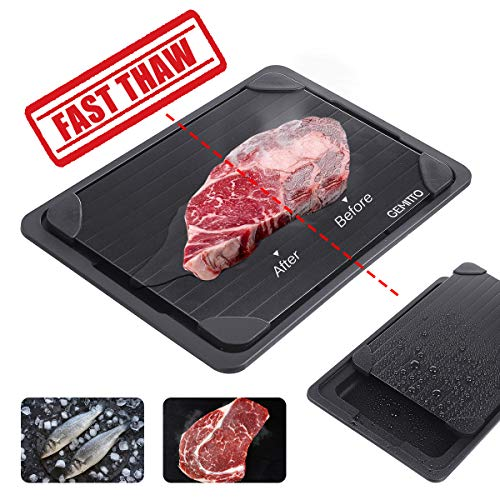 GEMITTO Defrosting Tray for