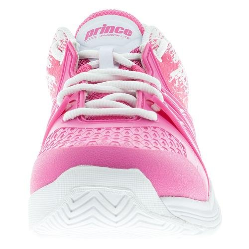 Prins Womens Lite Tennis Sneaker Schoenen Roze / Wit