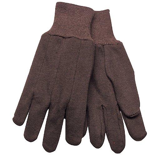 KINCO 820-XL Men's 9 oz. Jersey Gloves, X-Large, Brown
