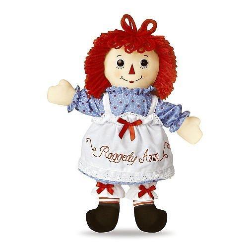 Raggedy Ann 16 inch Rag Doll