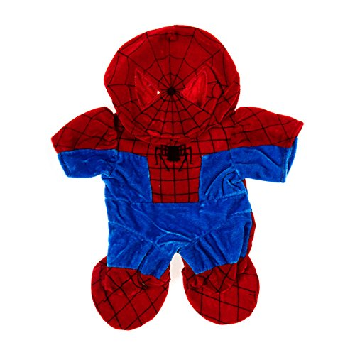 Spider Bear Costume Teddy Bear Clothes Fits Most 14