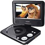 amazon com audiovox d1730 7 inch ultra slim portable dvd player rh amazon com