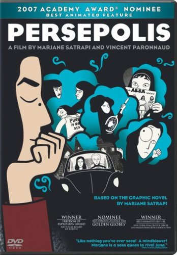 Amazon Com Persepolis Vincent Paronnaud Marjane Satrapi Xavier Rigault Marc Antoine Robert 2 4 7 Films Movies Tv