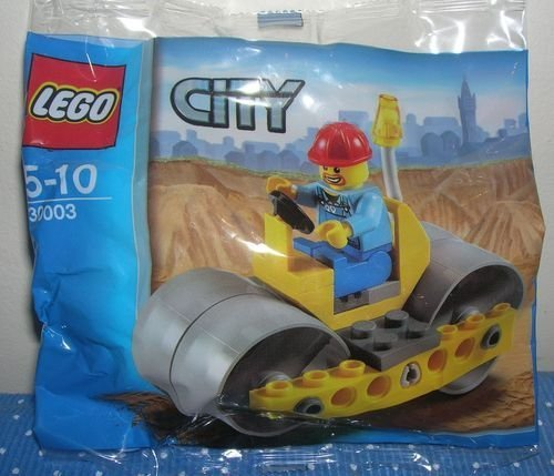 LEGO City Steam Roller #30003 (bagged)