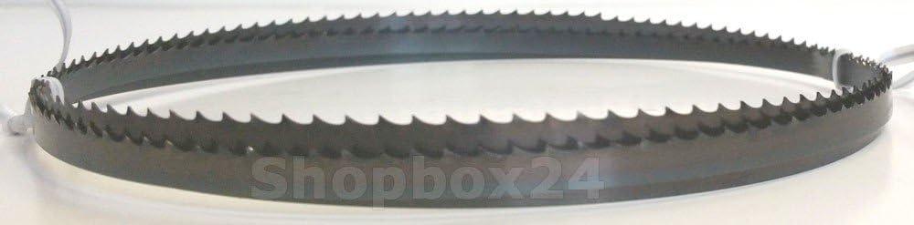 f/ür Maschinen wie : AL-KO BS 400 uvm. Hartholz 5 x Premium S/ägeband Bands/ägeband Bands/ägeblatt S/ägeb/änder 1770 mm x 6 mm x 0,36 mm x 6 Z/ähne pro Zoll f/ür Holz Quer- und Schweifschnitte Brennholz Sperrholz
