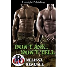Don't Ask, Don't Tell (Romance on the Go)