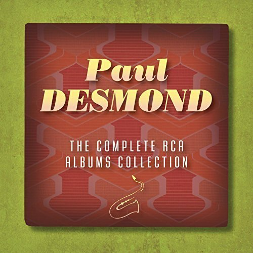 The Complete RCA Albums Collection by Paul Desmond (2012-05-04) ()