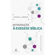 Introdução à exegese bíblica