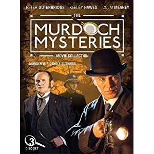 The Murdoch Mysteries Movie Collection (2008)