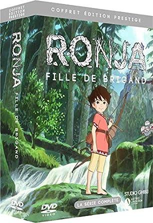 Ronja, Fille de Brigand [Ghibli - 2014] 51cdQ0mwuNL._AC_SY445_