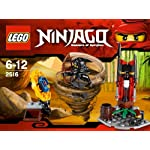 LEGO-Ninjago-2516-La-base-daddestramento-Ninja