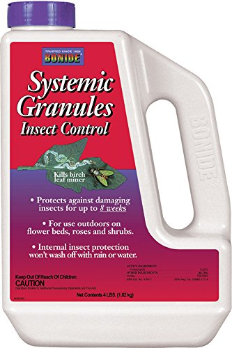 Systemic Granules Insect Control, 4 (Gnat Granules)