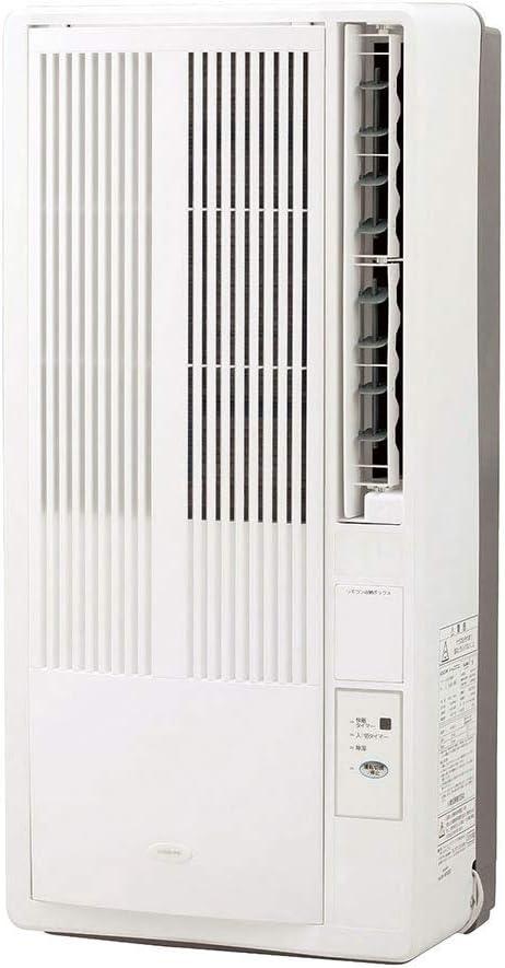 コイズミ 窓用エアコン ホワイト KAW-1602/W