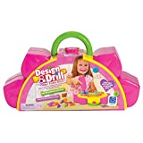 Educational Insights Design and Drill Flower Power Studio Toy - 4123