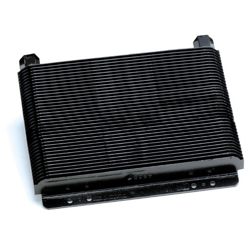 B&M 70266 SuperCooler Automatic Transmission Cooler by B&M