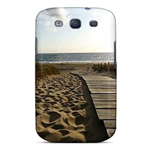 Tpu Case For Galaxy S3 With Beach05
