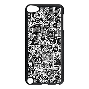 Black & White Quotes iPod Touch 5 Case, Custom iPod Touch 5 Case