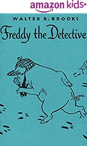 Freddy the Detective (Freddy the Pig Book 3)
