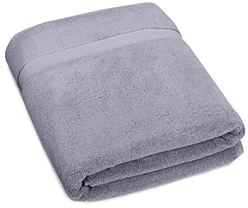 Pinzon Heavyweight Luxury 820-Gram Bath Towel - Platinum