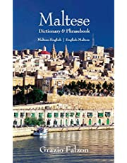 Maltese-English/English-Maltese Dictionary and Phrasebook