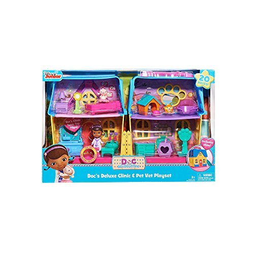 Doc McStuffins On the Go My Diagnosis Clinic by Just Play