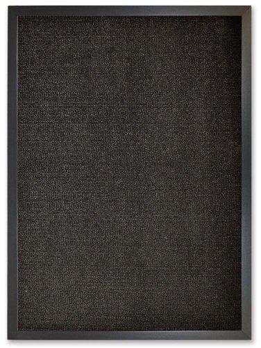 Dart World Extended Backboard, Black