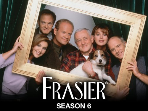 Amazon Com Frasier Season 6 Kelsey Grammer John Mahoney
