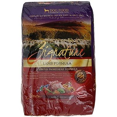 Zignature Lamb Dry Dog Food, 13.5-Pound by Zignature