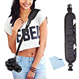 Camera Strap, Estpeak Quick Release Camera Neck Shoulder Strap with Adjustable Sling, Perfect