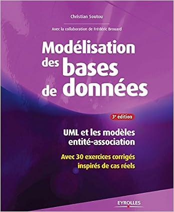 Livre Modélisation de bases de données