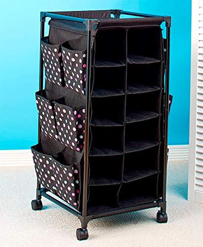 Rolling Shoe Storage - 1