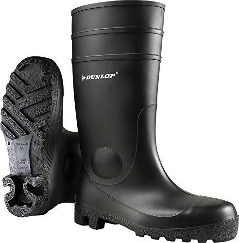 Dunlop Pvc- Stiefel S5 Schwarz Gr.40