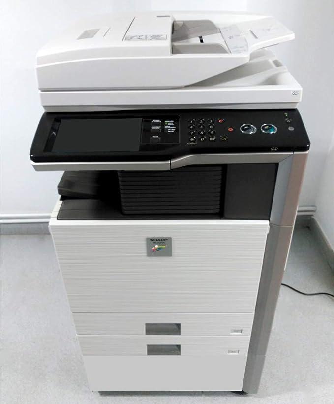 Amazon.com: Sharp MX-4101N - Escáner de impresora láser para ...
