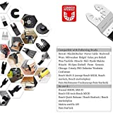 Bionso 31 PCS Oscillating Saw Blades, Premium