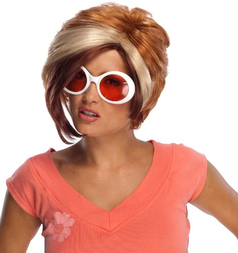 Character Fashion Wig, Pixie by Rubies
