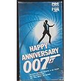 Happy Birthday 007