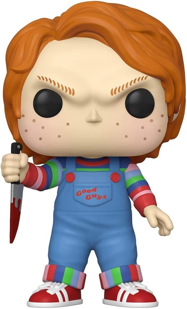 Funko Pop Movies Child S Play 10 Inch Chucky Vinyl Figure Toys Games