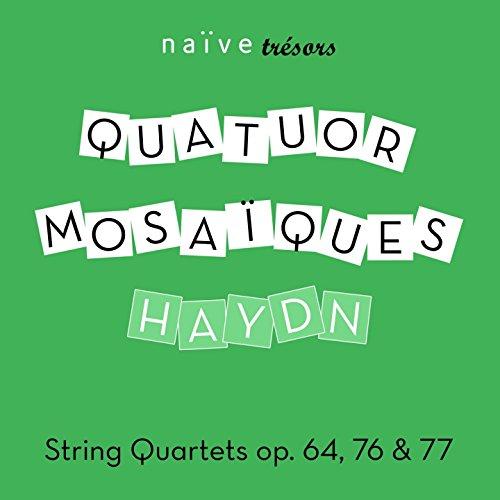 (Haydn: String Quartets Op. 64, 76 & 77)