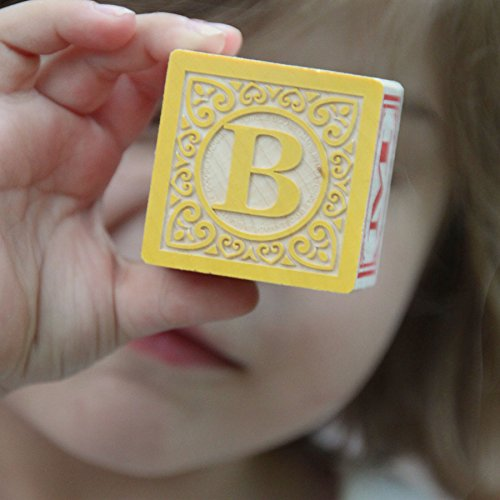 Uncle Goose Classic ABC Blocks - Made in The USA by Uncle Goose (Image #4)