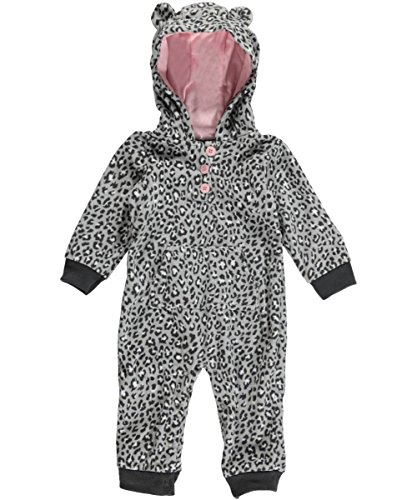 Carters Clothing Outfit Hooded Jumpsuit
