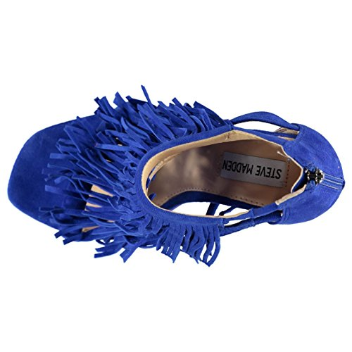 da frange Donna Moda con Calzature Royal tacco Stilettos donna Madden Scarpe Steve YavvxZ