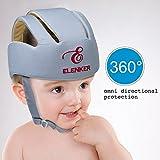 ELENKER Baby Adjustable Safety Helmet Children